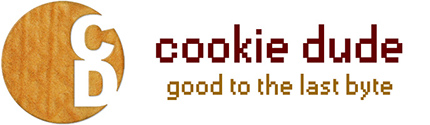 Cookie Dude - Good to the Last Byte